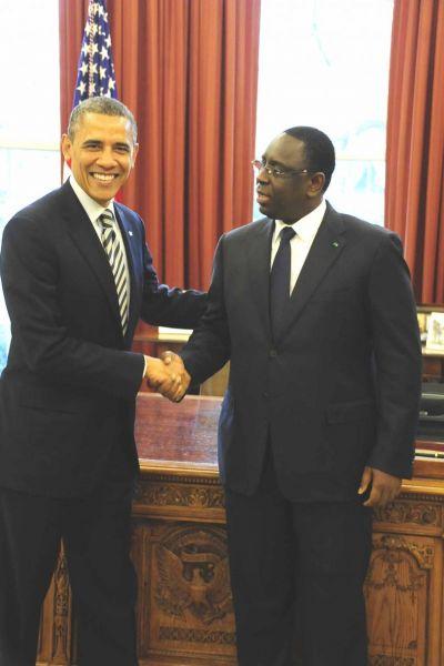 Obama Macky Sall